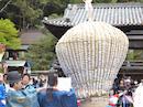 【写真特集】和歌山・貴志川で奇祭「大飯盛物祭」