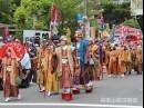 【写真特集】和歌浦・紀州東照宮で「和歌祭」