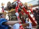 【写真特集】和歌山・加太春日神社で「えび祭り」